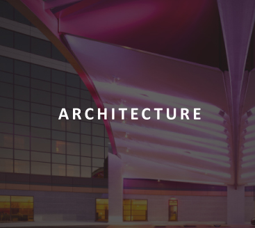 Architecture Icon - dark - with text