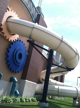 Grand Harbor Resort And Waterpark Dubuque Ia Tbe Architects
