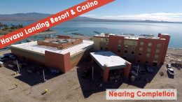 Havasu Landing project nearly complete
