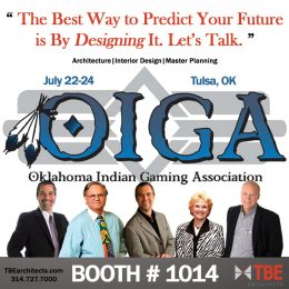 OIGA Conference, Booth 1014