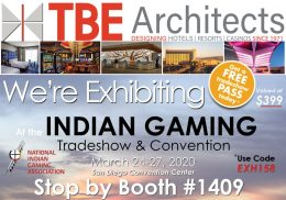 Free Pass to NIGA Tradeshow